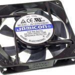 Вентилятор JA1225H2B  (120×120х25, 220V  0,09А) подшипник