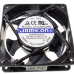 Вентилятор JA1238H2B  (120×120х38, 220V  0,13А) A2123HB подшипник