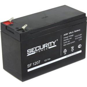 Аккумулятор  12В  7А Security