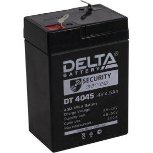Аккумулятор   4В  4,5А Delta