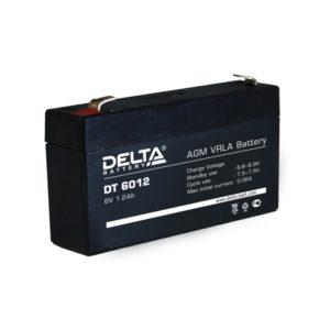 Аккумулятор   6В  1,2А Delta