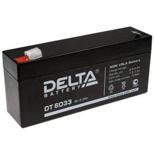 Аккумулятор   6В  3,3А
