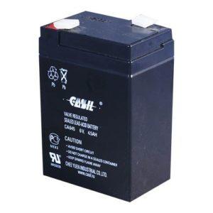 Аккумулятор   6В  4,5A  Casil