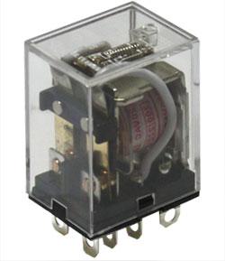Реле  220V  HLS- 13F2 (SCL)  10A/15A