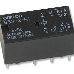 Реле   5V  G5V-2-H1 (omron)