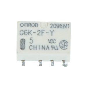 Реле   5V  G6K-2F-Y (omron)
