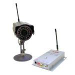 Видеокамера ES- 8207(радио)