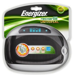 ЗУ Energizer Universal Charger Clam