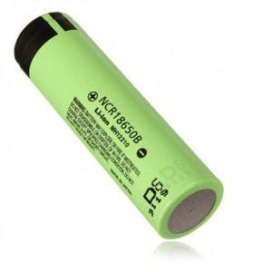 Аккумулятор (18650)  3,7В  3400 mАh  Panasonic (NCR18650B/MH12210)