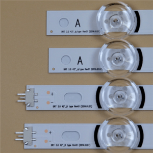 Светодиодная подсветка  4LED 6V A DRT3.0 42″  1402