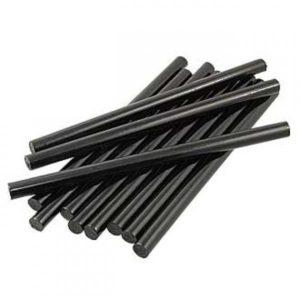 Термоклей большой чёрный 11,3 мм