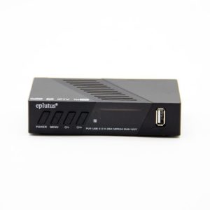 Цифровой телевиз. приемник DVB-T2 (123T) Eplutus