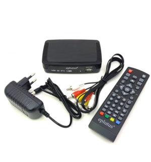 DVB-T2 (128T) Eplutus