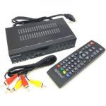 Цифровой телевиз. приемник DVB-T2 (165T) Eplutus