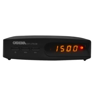 Цифровой телевиз. приемник DVB-T2 (CDT-1791SB)