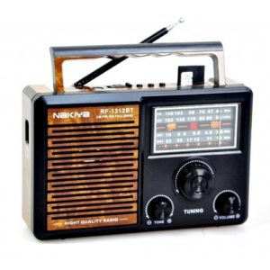 Радиоприемник Nakiya RF-1312