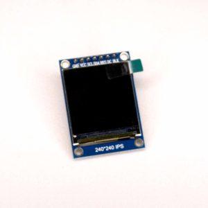 Дисплей IPS 1,3 дюйма 240×240 ST7789 цветной
