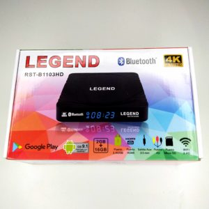 Приставка LEGEND Android RST-B 1103 HD smart TV