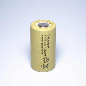 Аккумулятор 1,2В 1300мАч (SC1300)