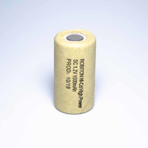 Аккумулятор   1,2В 1500мАч (SC1500) Robiton