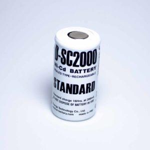 Аккумулятор   1,2В 2000мАч  Standard