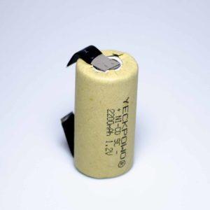 Аккумулятор 1,2В 2200мАч с выводом