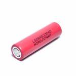 Аккумулятор 18650 2500 mAh (20А) LG (LGDBHE21865)