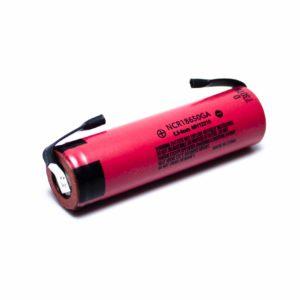 Аккумулятор (18650) 3,7В 3500 mАh Panasonic (NCR18650GA)