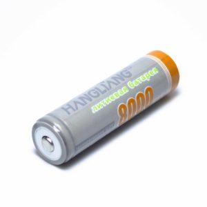 Аккумулятор (18650)  3,7В  8000 mАh