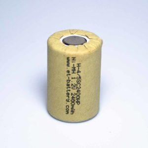 Аккумулятор (45/SC) 1,2В 2400мАч