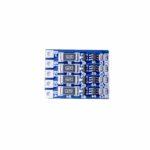 Балансировочная плата заряда АКБ 18650 4АКБ HX-JH-001