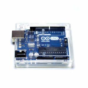 Arduino UNO R3 ATMEGA328P с коробкой