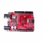Arduino UNO R3 CH340G+ATMEGA328P 16мГц (Red)