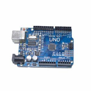 Arduino UNO R3 CH340G+ATMEGA328P 16мГц (blue)