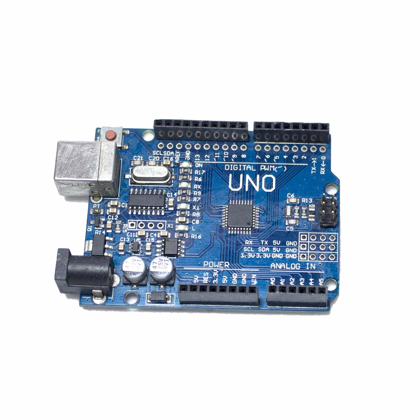 Read more about the article Пополнение микроконтроллеров Arduino.