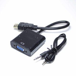 Адаптер HDMI x VGA+AV