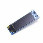 Дисплей OLED 0.96 дюйма IIC 4pin White
