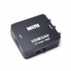 Конвертер HDMI на 3 RCA mini