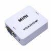 Конвертер VGA-HDMI (mini)