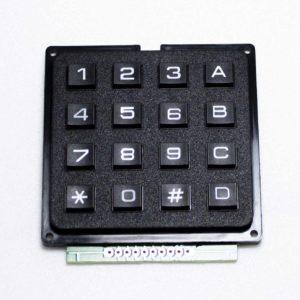 Матричный переключатель 4х4