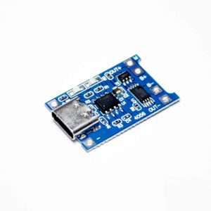 Модуль заряда TP4056 с TYPE-C USB с защитой