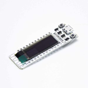 Модуль ESP8266 c OLED дисплеем