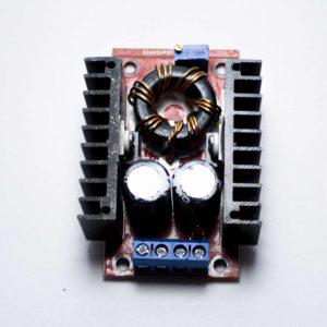Плата повыш. модуль вх. 10-32V вых. 12-35V 150W