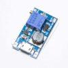 Плата повыш. модуль DC 2-24V до 5-28V 2A MT3608 с micro USB