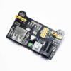 Плата пониж. модуль 3,3В, 5В, разъем+кнопка DC-DC