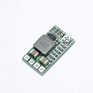 Плата пониж. модуль 4,75-23V 1-17V 1.8A MP2307DN (DSN-mini-360)