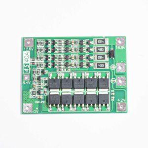 Балансировочная плата заряда АКБ 18650 4АКБ 40А (HW-293) с защитой