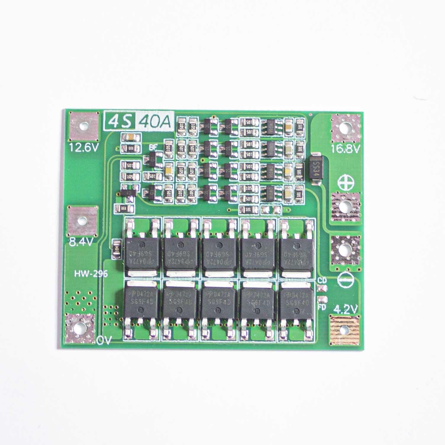 You are currently viewing Пополнение в ассортименте зарядно-балансировочных плат для Li-ion аккумуляторов на 3 и 4 банки (3S/4S)
