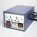 Трансформатор понижающий  800W  220V-110V  (NF-800)
