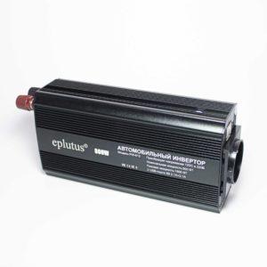 Преобразователь напряжения 12V-220V 800W Eplutus PW-812